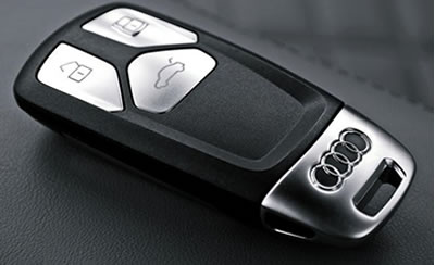 a picture of a audi key